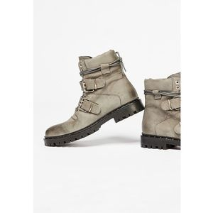Free People Shoes - Free People Belted Chunky Hiker Boot